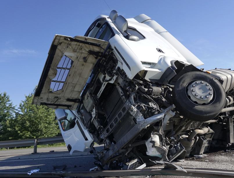 Principales causas de accidentes de tránsito en las rutas de Perú
